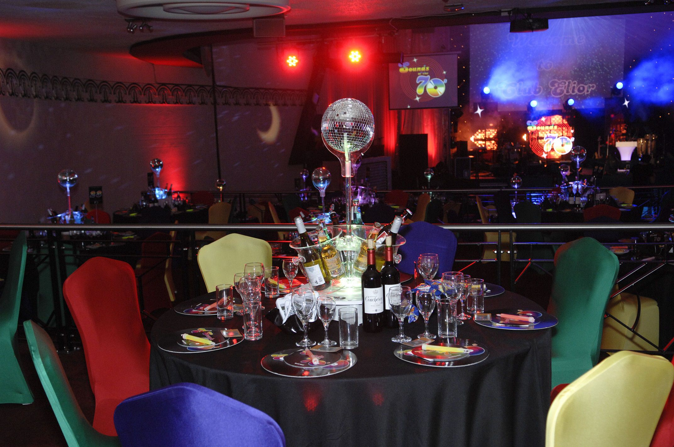Event Management - Elior Awards