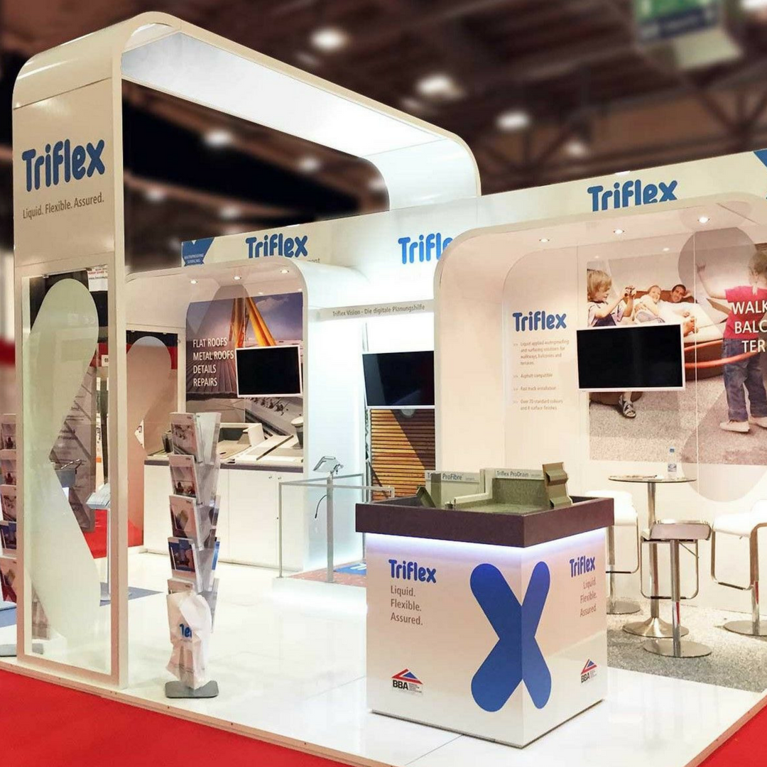 Exhibition Stand Competition Ideas : Modular exhibition stands systems and flexible stand designs