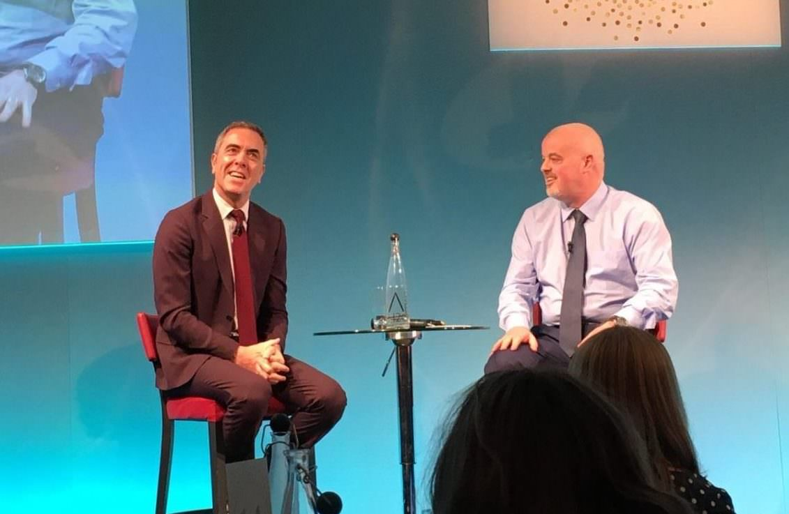 Elior Awards and Conference starring James Nesbitt