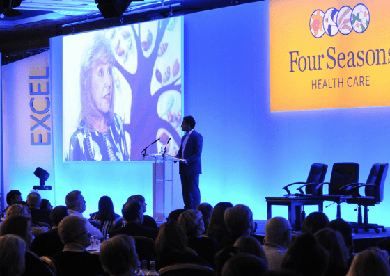 Four Seasons National Care Awards & Conference