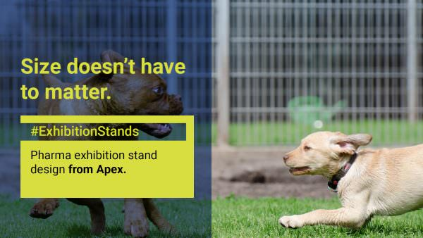 Exhibition Stand Size Doesn't Have to Matter