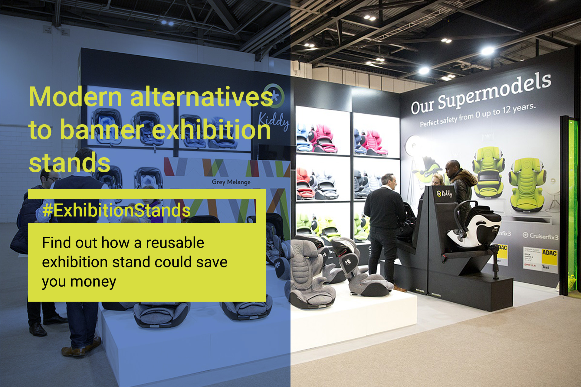 A reusable exhibition stand could save you money